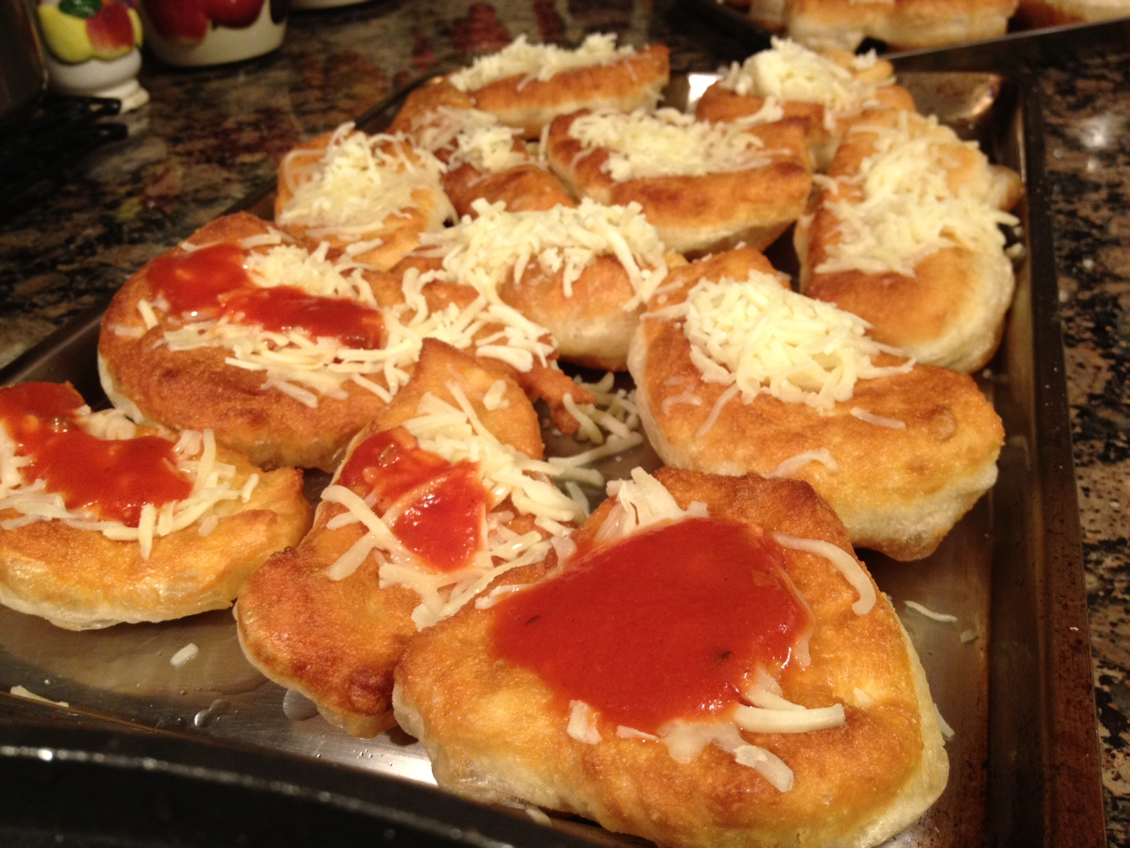 Fried Pizza Dough