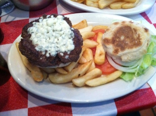 Paul's Da Burger Joint…A Wild Ride of Cheese. Literally.