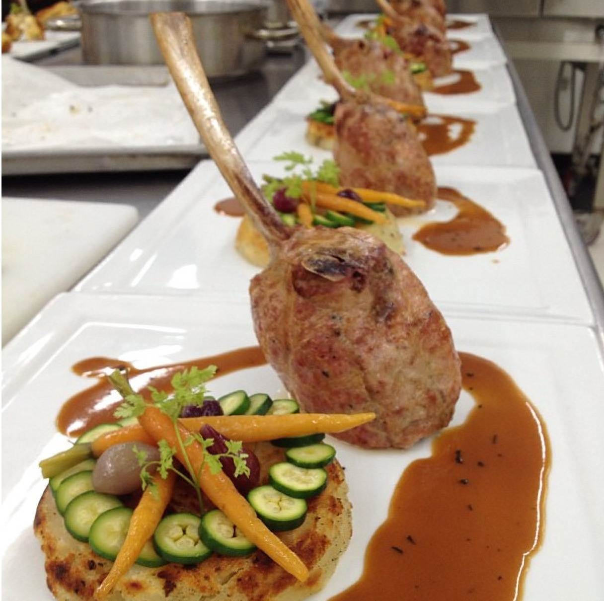 French Veal Rack
