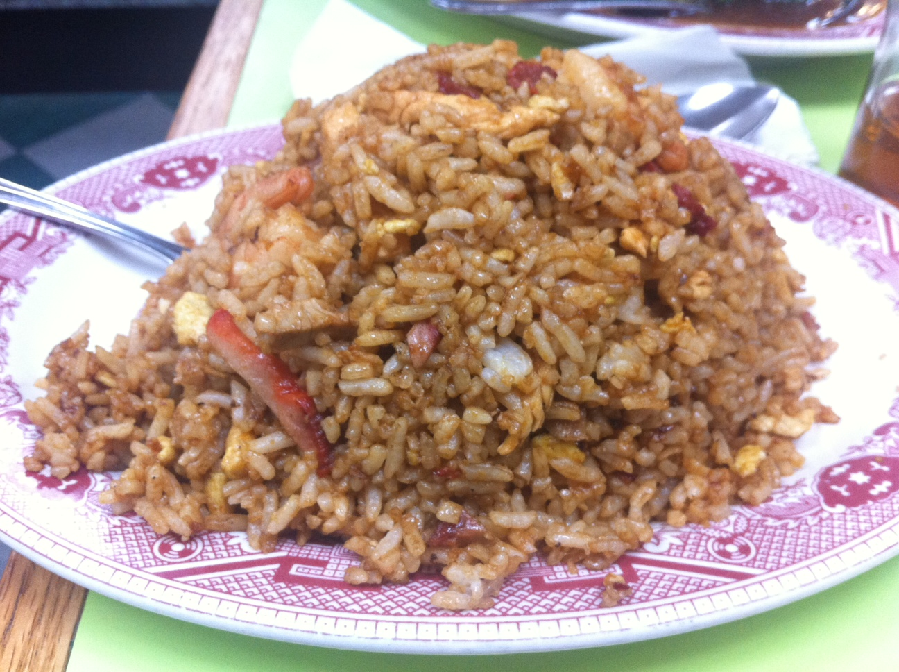 Special Fried Rice From Wo Hop NYC