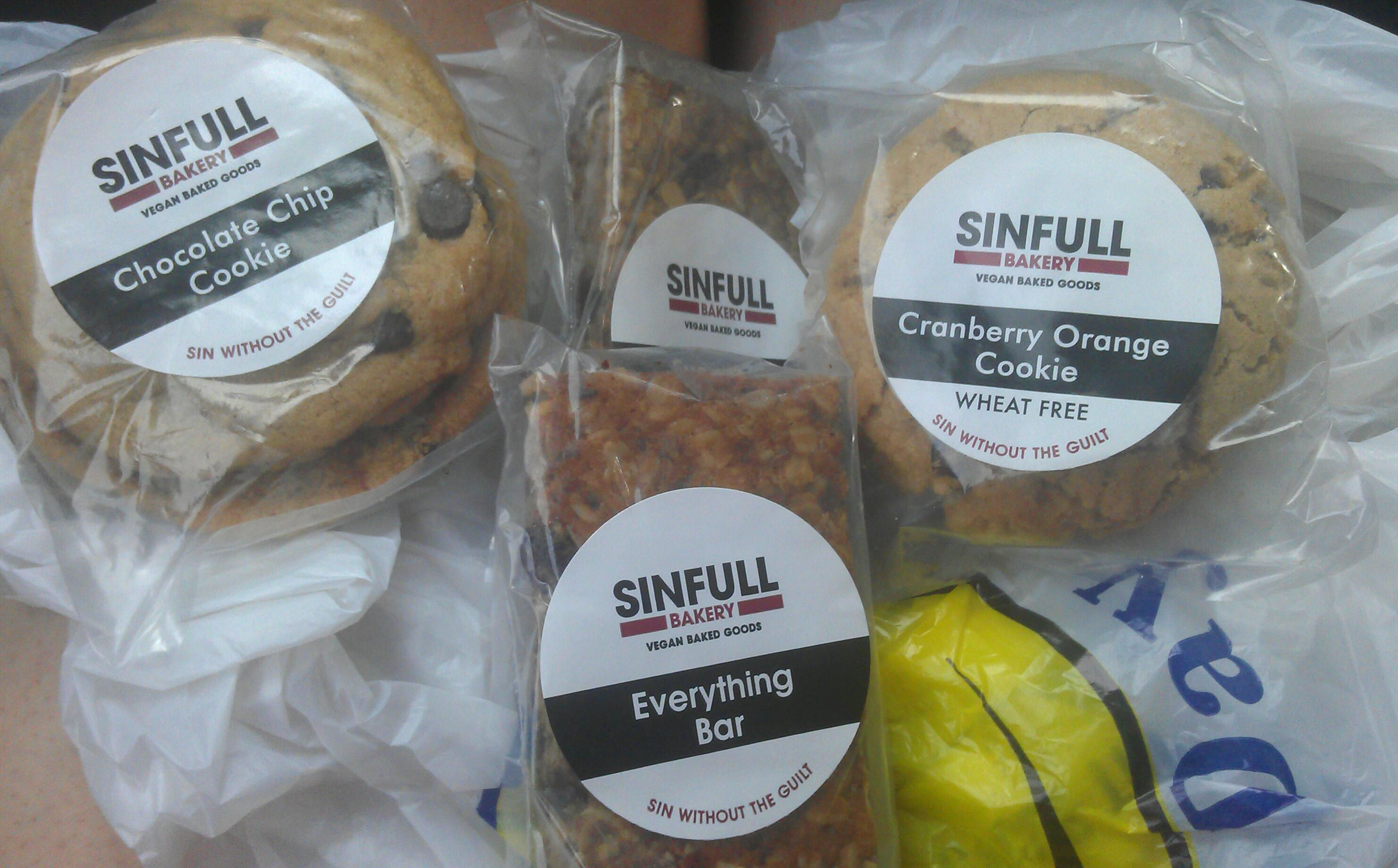 Sinfull Bakery – GET FULL!