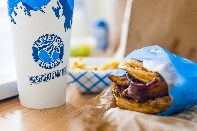Gettin' High In VA – Elevation Burger