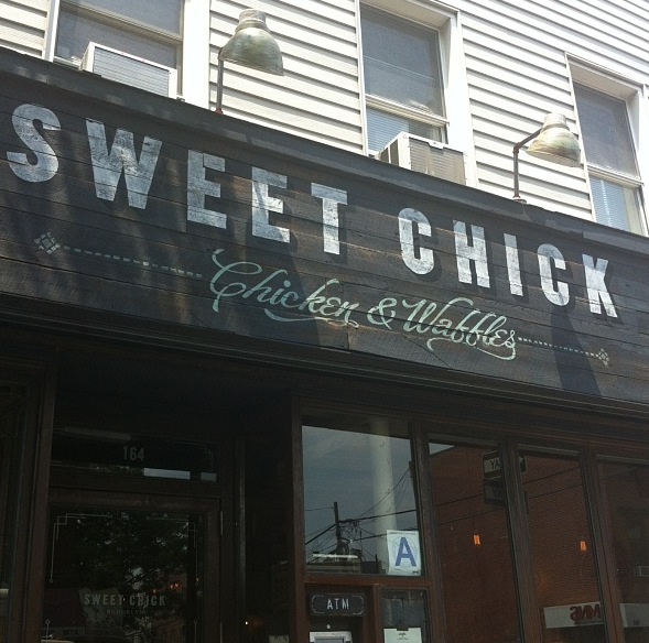 [REVIEW] Chicken & Waffles at Sweet Chick