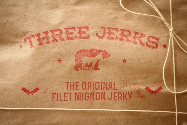 Three Jerks Jerky: The Original Filet Mignon Beef Jerky