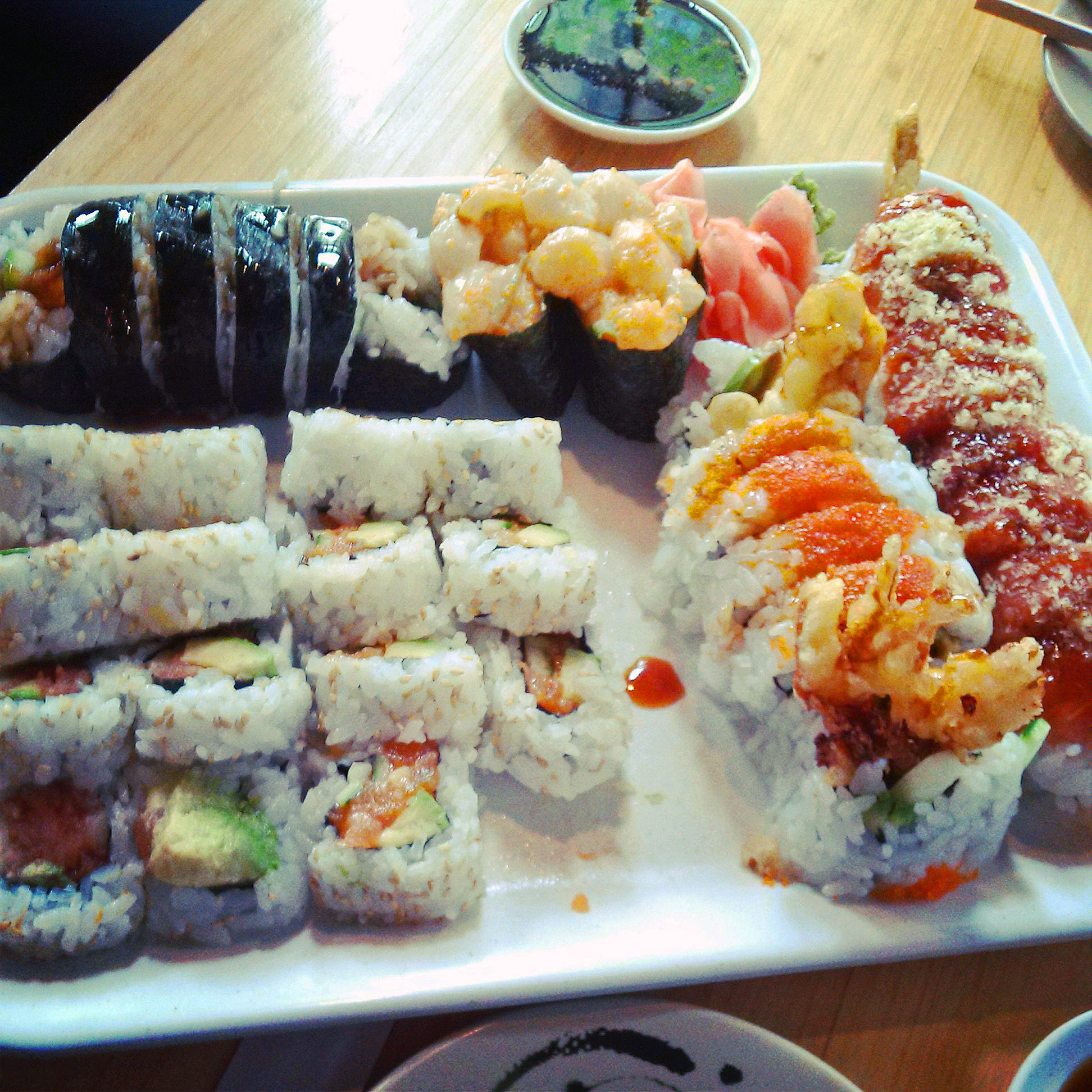 More Sushi Please