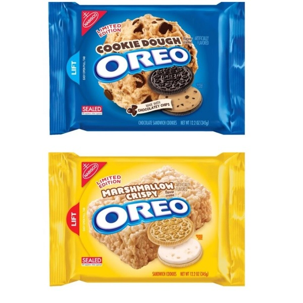 Oreo Kicks Off 2014 With Two New Flavors