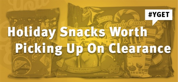 Holiday Snacks Worth Picking Up On Clearance