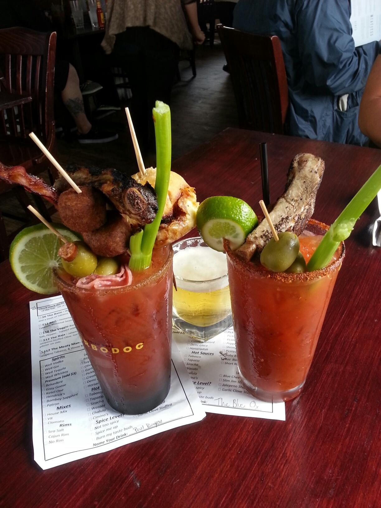 The Attic Has the Best Bloody Marys Around, Hands Down