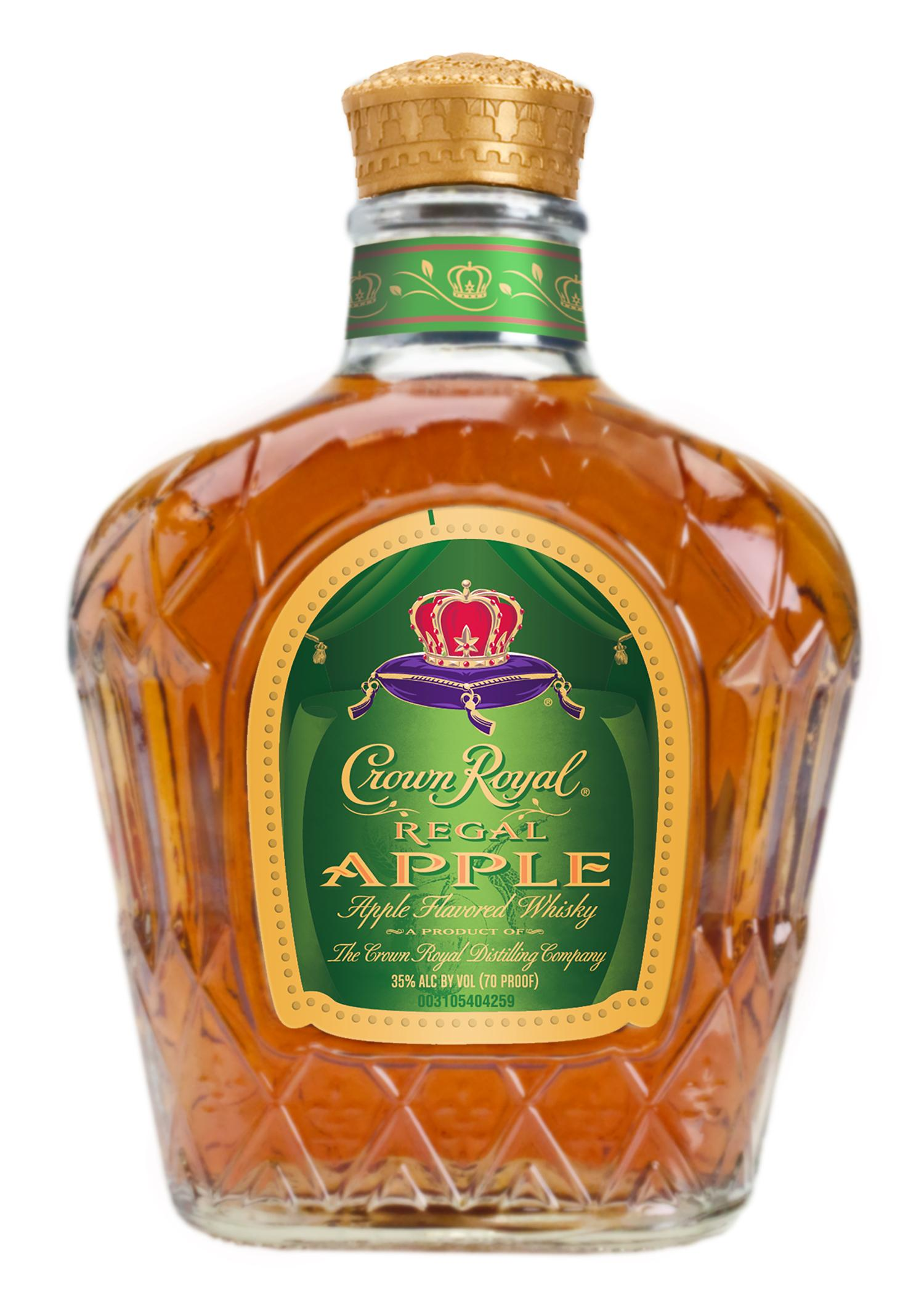Crown Royal Adds Apple-Infused Whisky To It's Repertoire