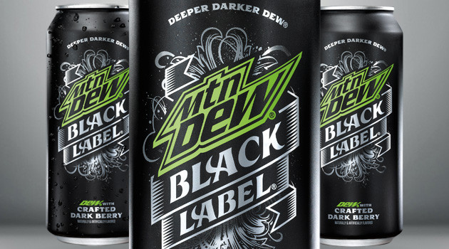 Mountain Dew Gets A New Label: Darker The Berry Sweeter The Dew?