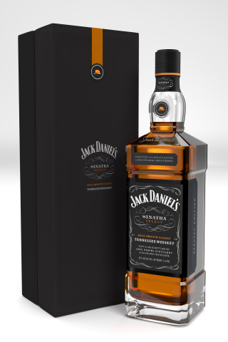 Jack Daniels Tips It's Hat To Frank Sinatra With Sinatra Century Collaboration