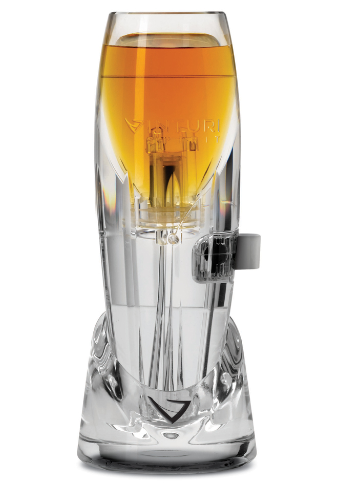 Enhance The Flavor of Your Bourbons, Cognac & Whiskeys Using The Vinturi Spirit Aerator