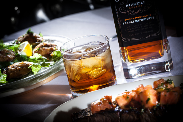 Eat & Drink Like Frank Sinatra At The Golden Steer Steakhouse