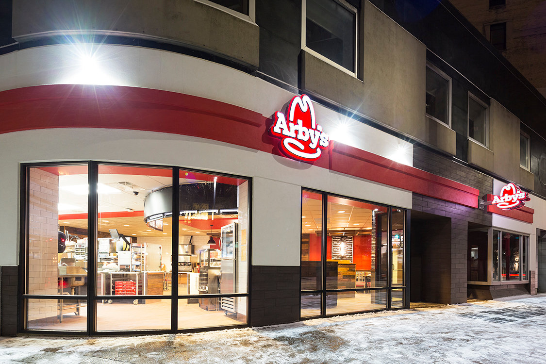 Arby's Returns To Midtown Manhattan, NYC