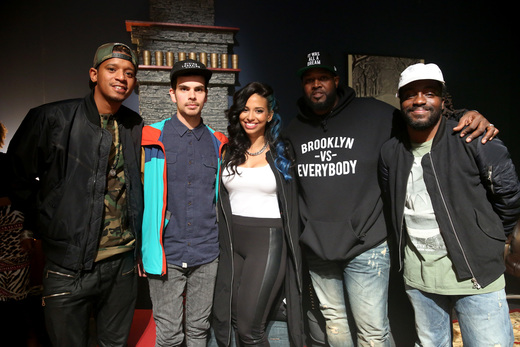 "VIDEO: Chef Roble & DJ Clark Kent Talk ""Fueling The Hustle"" In Bacardi's House Party Roundtable Discussion"