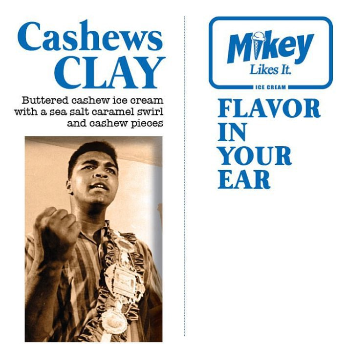 "Christmas countdown and one of the greatest gifts you a give your loved one and enjoy it with them is @mikeylikesiticecream this ""Cashews Clay"" might be thee flavor to try but to your surprise there might be more flavors that'll catch your eye! 