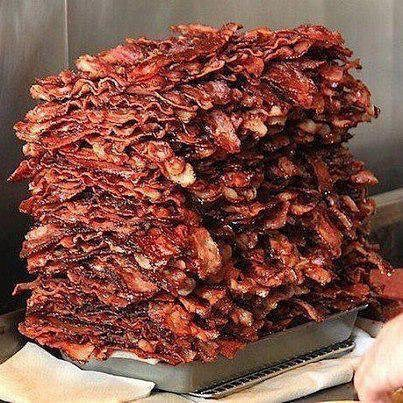 Got #Bacon!? #😍 #😳 #🐷 || #YouGottaEatThis #YGET ||