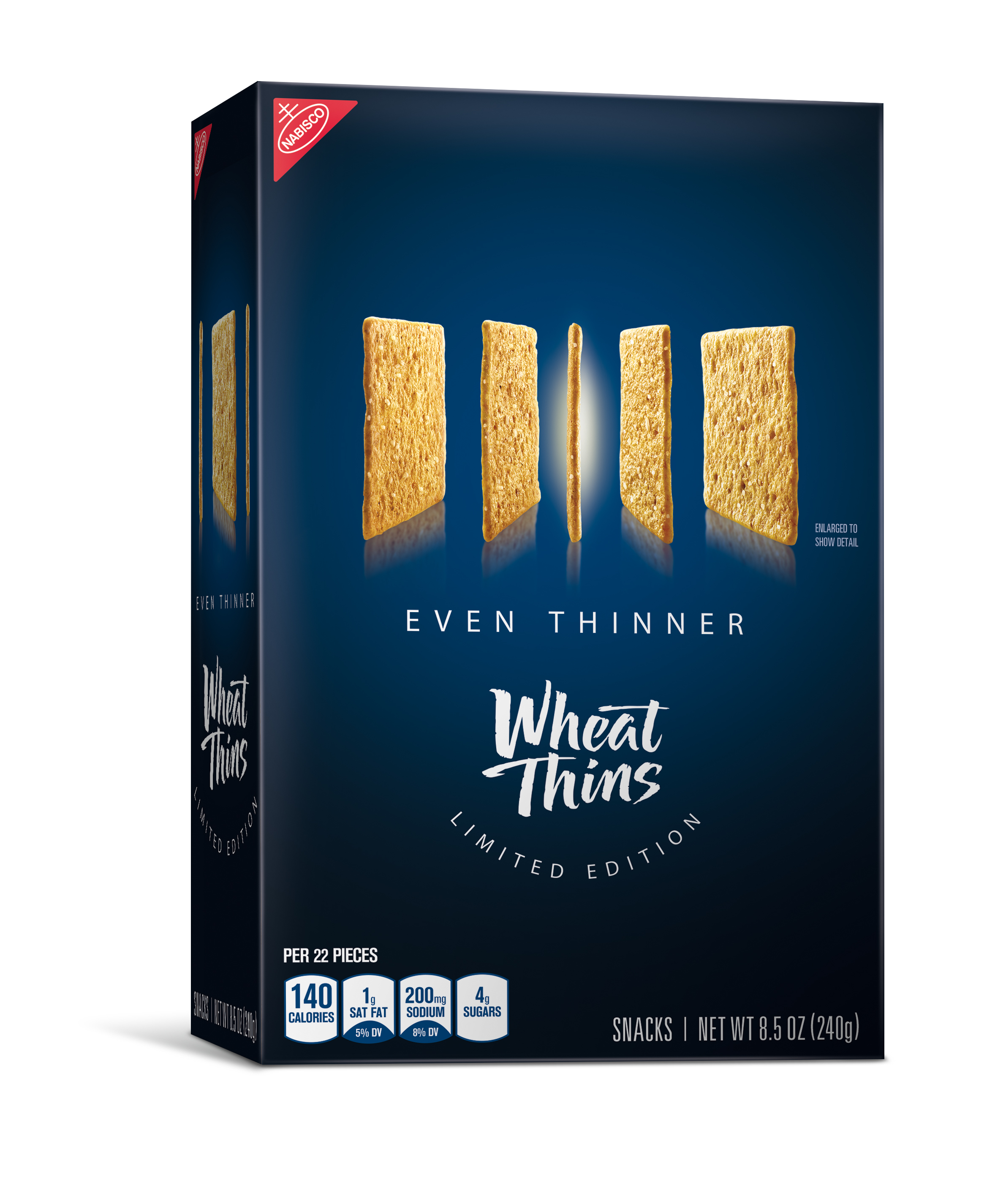 Wheat Thins Gets A Skinnier Look