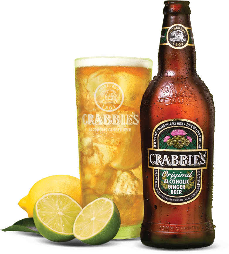 Introducing Crabbie's: A different kind of bubbly!