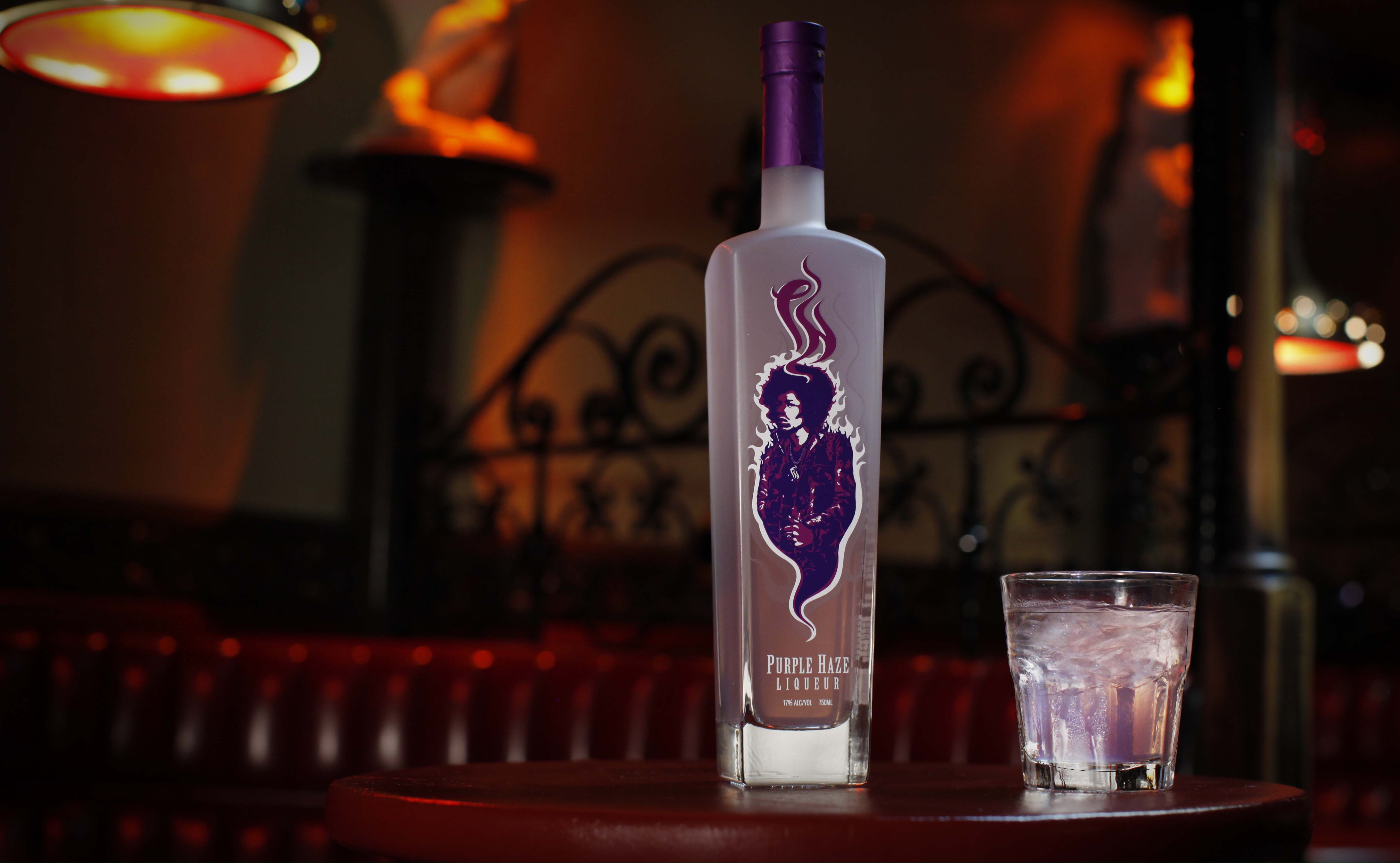 Jimi Hendrix Gets His Own Spirits Brand