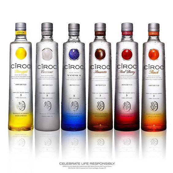 Ciroc Vodka Announced As Official Sponsor Of The Grammys For The Second Year, Shares Music Inspired Cocktails