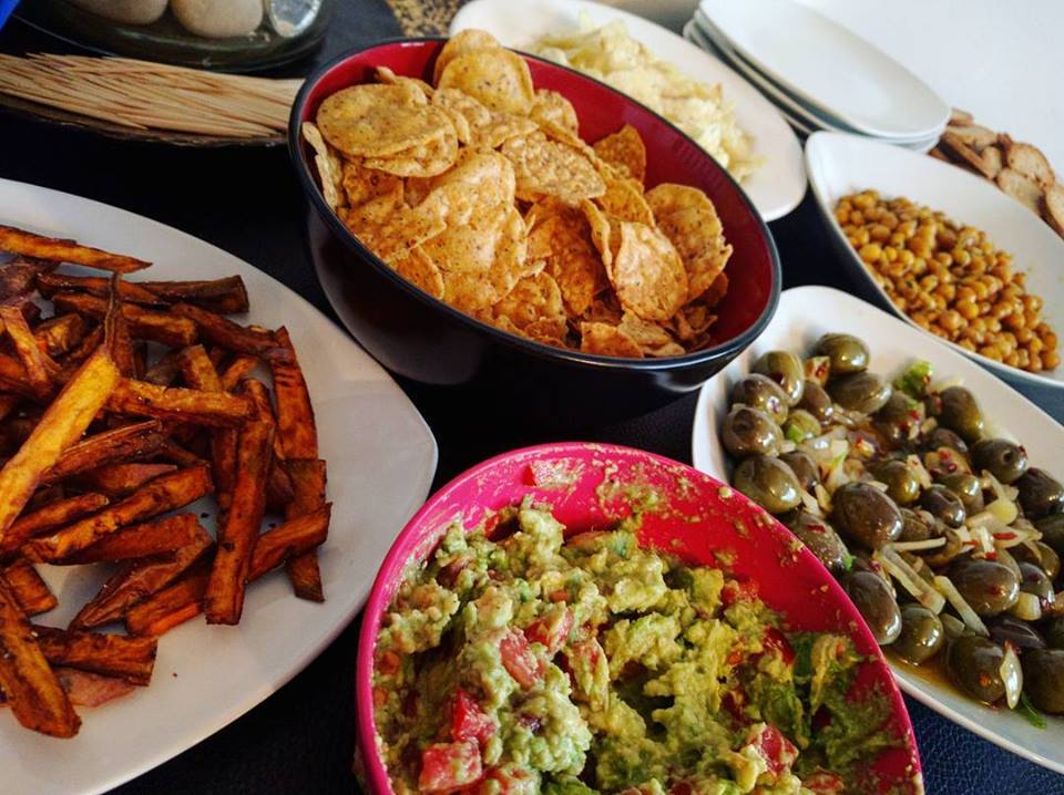 Vegan Superbowl Sunday