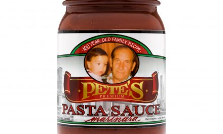 """PETE'S PREMIUM PASTA SAUCE"" A 100 Year Old Family Recipe"