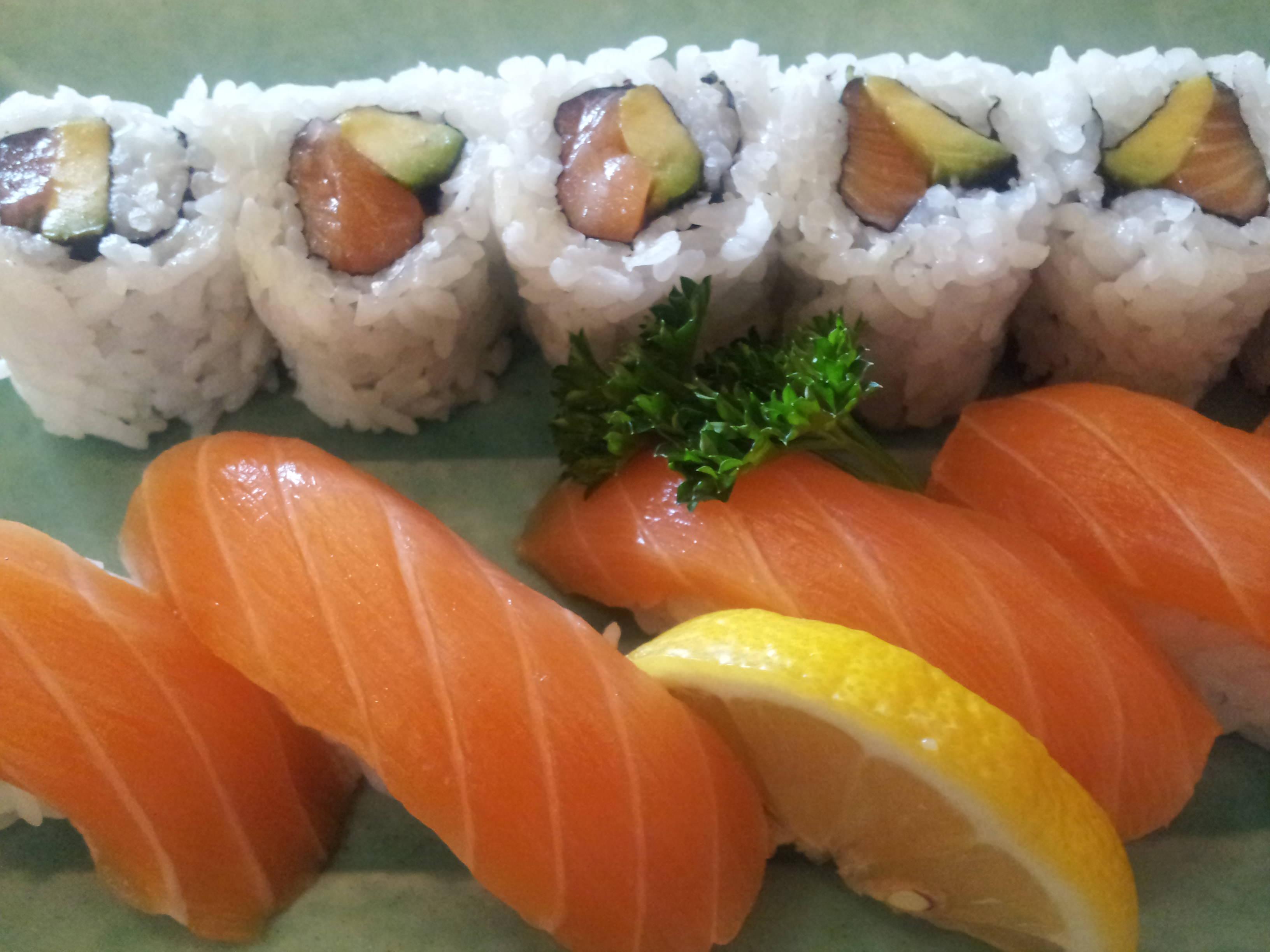 Jackie Loves Sushi