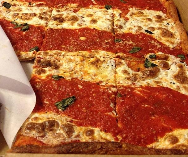 Grandma Style Pizza!