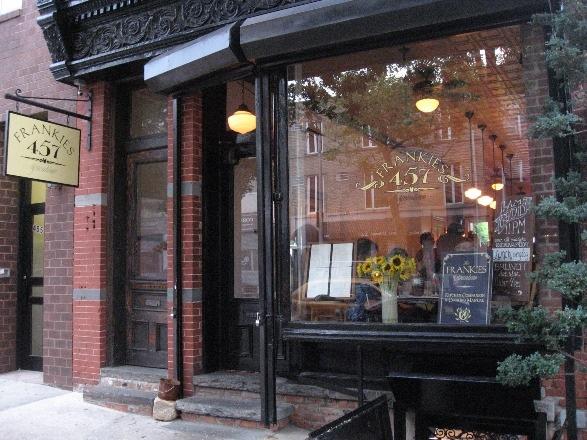 Frankies 457: Brooklyn, NY