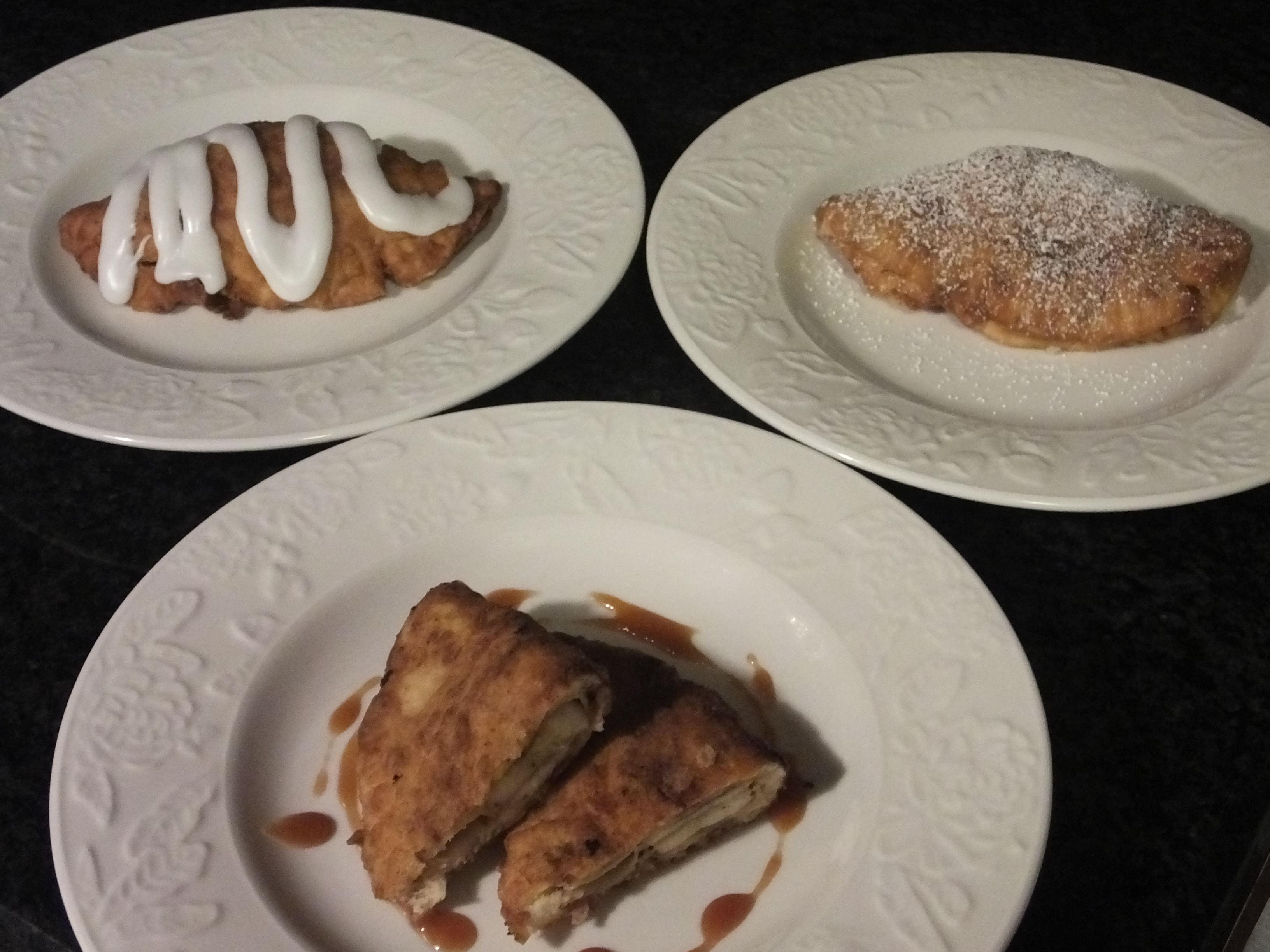 Two Fried Pies – Three Ways