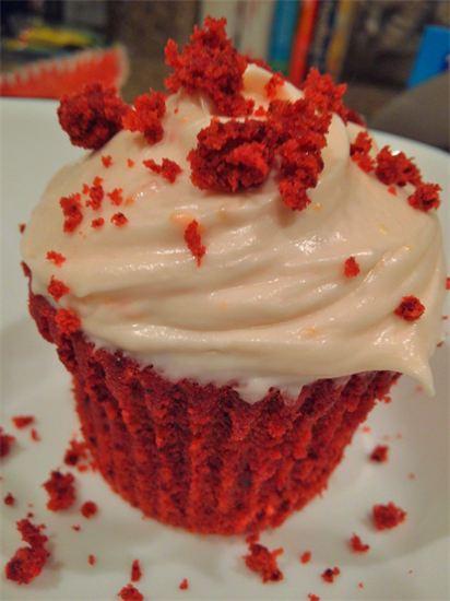 Red Velvet Cake: a New Summer Sensation