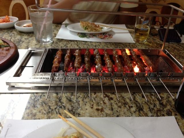 BBQ… Korean Style.