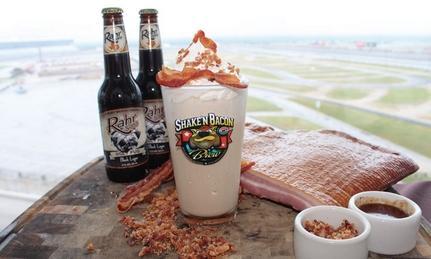 Texas Motor Speedway Unveils Bacon-Infused Beer Milkshake For NASCAR Weekend