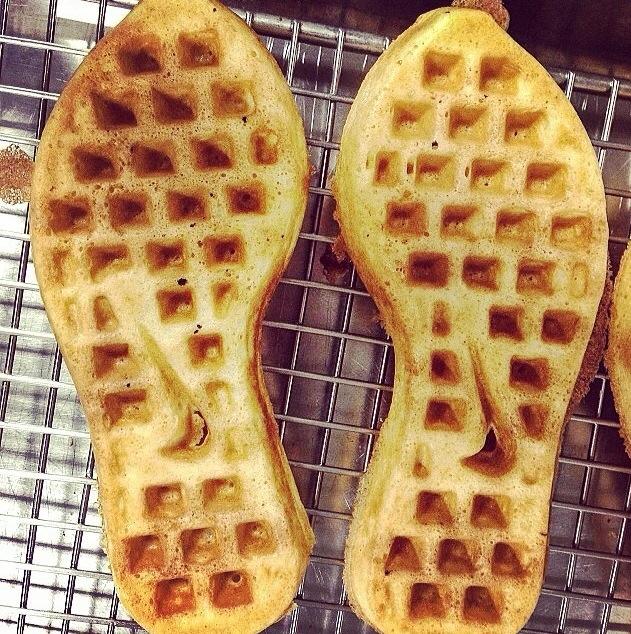 The Nike Waffle