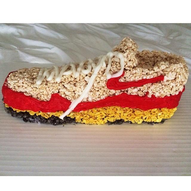 Nike Air Max 1 Rice Krispies By @Mister_Krisp
