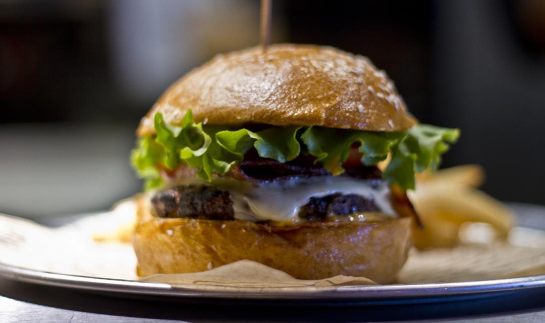 BGR: The Burger Joint
