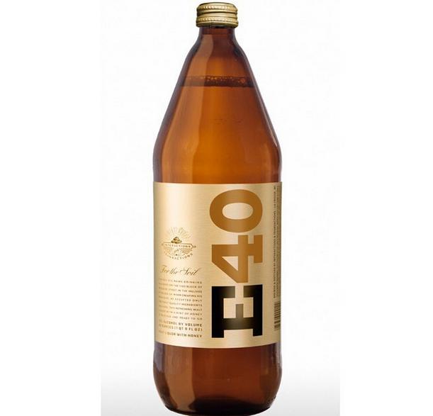 E-40 To Release Signature Malt Liquor Flavor