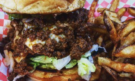 Beastie burger